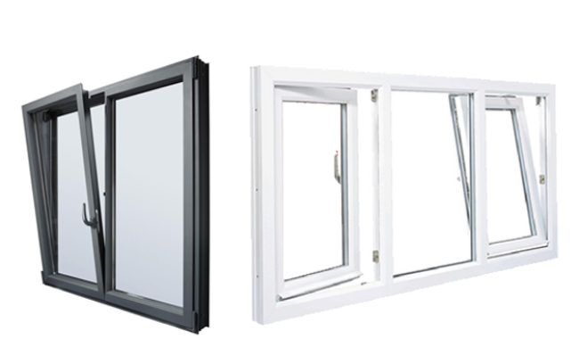 Do I need a aluminium or uPVC windows?