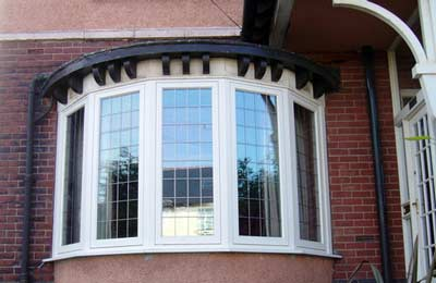 Circle bay window type