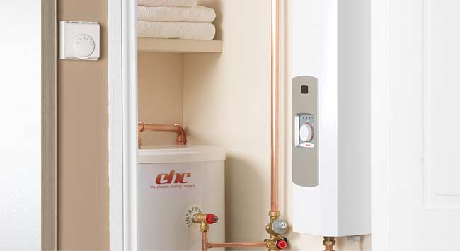Buying the right size electric boiler