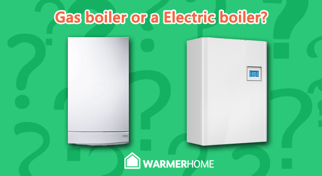What is the right boiler: Gas or Electric?